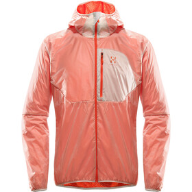 Haglöfs Proteus Jacket Men orange/white